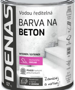 DENAS BETON - farba na betón 0