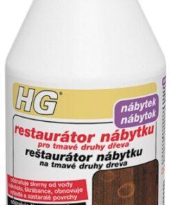 HG Reštaurátor nábytku - tmavé drevo 410 250 ml
