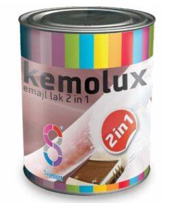 Kemolux lak 2v1 - antikorózna farba 4