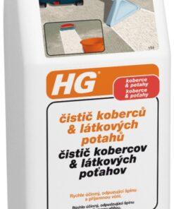 HG Čistič kobercov a látkových poťahov 1 l 151