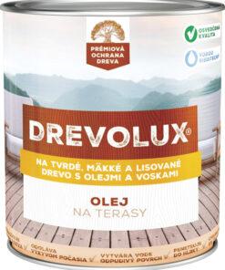 Drevolux Olej na terasy - olej na drevenú podlahu 2