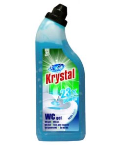 KRYSTAL WC gel modrý 0