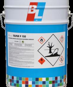 TELPUR  P150 - matná základná polyuretánová farba 10 kg 0110 - šedá