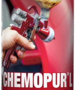 Chemopur L - U 1051 polyuretánový lak na emaily a metalízy bezfarebný 3 l