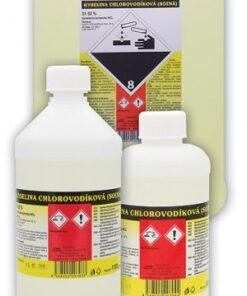 Kyselina soľná Laro 500 g
