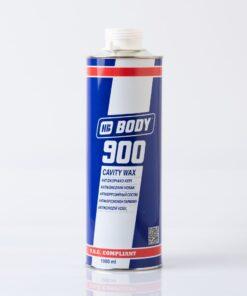 Body 900 ochrana dutín v spreji 1 l transparentny