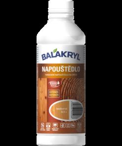 Balakryl - Napúšťadlo na drevo bezfarebný 2 l