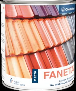 V 2076 FANETA - farba na strechy eternitové