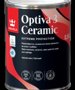 Optiva 3 Ceramic super matt - 263 odtieňov interiérovej farby (zákazkové miešanie) 9 l tvt m336 - hibiscus