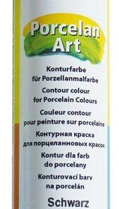 NER Farba na porcelán - kontúra 20 ml zlatá 431809