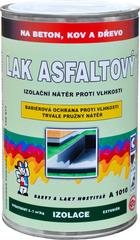 BAL Asfaltový lak A-1010/1999 Čierna