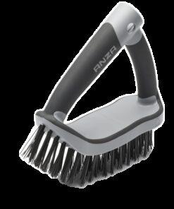 Obojručná oceľová kefa - Two-Hand Wire Brush šedý