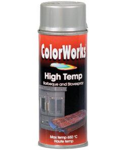 COLORWORKS - Žiaruvzdorný sprej 400 ml antracitový