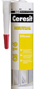 Ceresit CS16 neutrálny silikón šedá 300 ml
