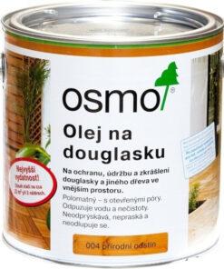 Osmo Terasový olej na DOUGLASIE - prírodný 25 l 4 - prírodný