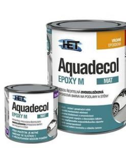 AQUADECOL EPOXY M - Matná epoxidová farba na podlahy 8