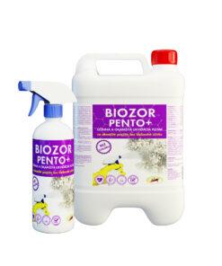 Biozor Pento + s rozprašovačom - Protiplesňový bezfarebný náter 1 l bezfarebný