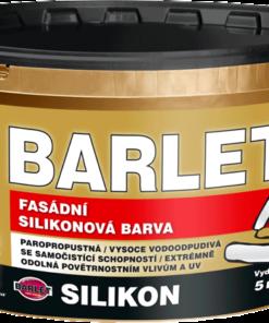BARLET omietka silikónová ryhovaná - miešanie na zakázku 25 kg 2 mm - zrnitá
