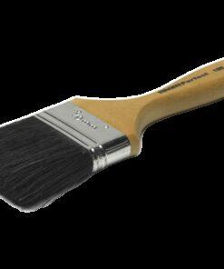 Štetec plochý prírodný s drevenou rúčkou - Perfect Brush 155  70 mm