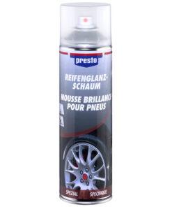MOTIP - Oživovač lesku pneumatík 600 ml