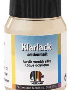 NER Klarlack - lesklý lak bezfarebná 59 ml