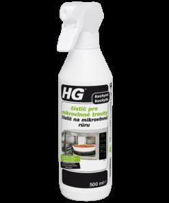HG Čistič na mikrovlnnú rúru 500 ml