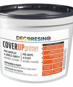 COVER UP PRIMER - Základ pre akrylát a plast svetlo šedý 300 ml