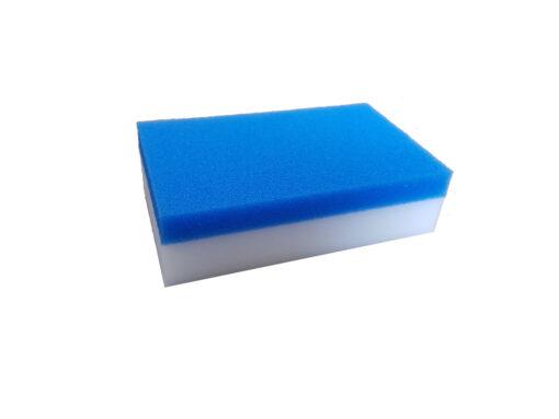 Ipaint Eraser - hubka na zotieranie whiteboardovej tabule 1 ks modrá
