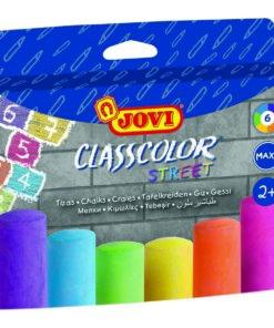 JOVI MAXI STREET - kriedy na betón 6 ks farebné 1030