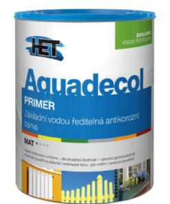 AQUADECOL PRIMER - Základná antikorózna farba 0