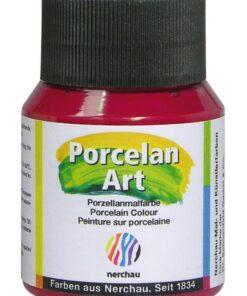NER Farby na porcelán - vypaľovacie farby na porcelán 20 ml čierna 431706