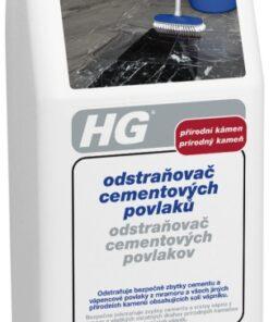 HG Odstraňovač cementových povlakov z mramoru 1 l 216