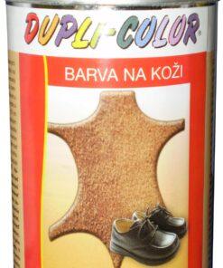 Farba v spreji na kožu hnedá 150 ml