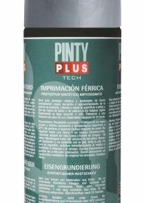 Pinty Plus Tech - základ na kov v spreji 400 ml sivý