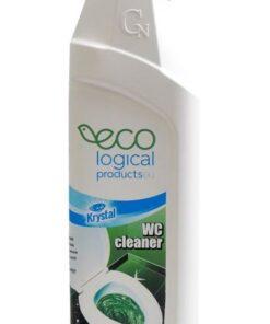 Ekologický čistič WC zelený - Krystal WC 0