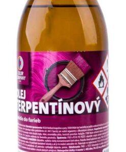 Terpentínový olej 430 g