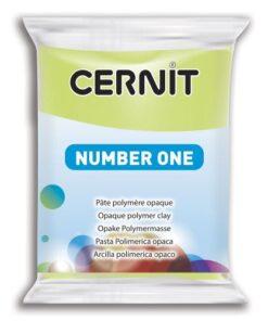 CERNIT NUMBER ONE - Modelovacia hmota na výrobu korálok 56 g mauve 900056941