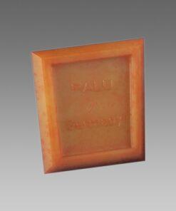 Silikónová stierka štvorhranná sklenárska oranžová
