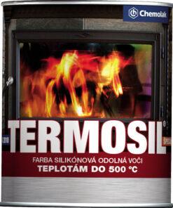 K 2010 - Termosil special - farba na vysoké teploty 0