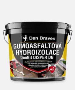DENBIT DISPER DN Gumoasfaltová hydroizolácia cierna 10 kg