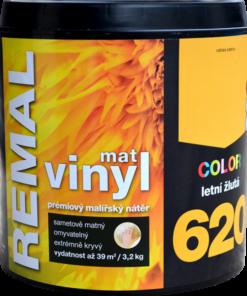 REMAL VINYL - umývateľný maliarsky náter 8 kg miešanie