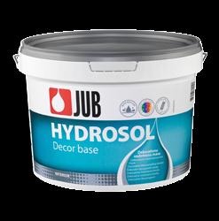 HYDROSOL decor base - dekoratívna vodoodpudivá hmota 8 kg tónovaný