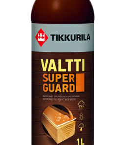 VALTTI SUPER GUARD - ochranná impregnácia dreva bezfarebný 9 l
