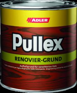 Adler Pullex Renovier Grund - polokrycí renovačný základný náter na zvetralý drevodom či okná 10 l beige - béžová