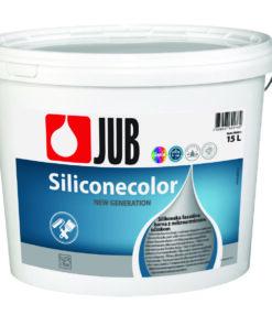 SILICONECOLOR - silikónová fasádna farba 15 l miešanie