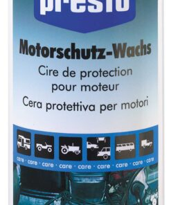 PRESTO Ochranný vosk na ochranu motorov 400 ml
