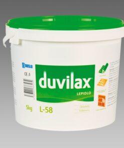 Lepidlo Duvilax L-58 - lepidlo na podlahy 3 kg