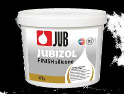 JUBIZOL Silicone finish XS - silikónová hladená dekoratívna omietka 25 kg zr. 2mm - miešanie