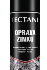 TECTANE - Oprava zinku 400 ml zinková