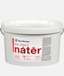 Biely maliarsky náter - Den Braven biela 28 kg